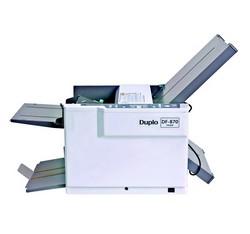 Plieuse automatique à friction DF-870, vue latérale