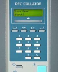 Panneau de commande de la DFC-100